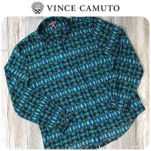 LIKE NEW VINCE CAMUTO Blouse Sz LP $89!